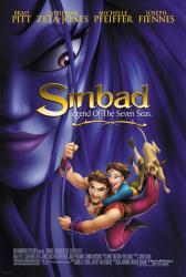 Sinbad: Legend of the Seven Seas movie poster