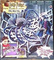 Harry Potter: Web of Aragog playset (Mattel/2002)