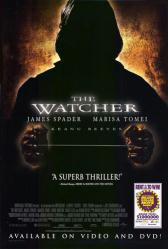 The Watcher movie poster (2000) 27x40 video version
