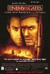 Enemy At the Gates movie poster [Joseph Fiennes, Jude Law] 27x40 GD