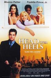 Head Over Heels movie poster [Freddie Prinze Jr., Monica Potter] 27x40