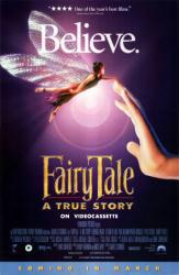 FairyTale: A True Story movie poster (video version) 1997
