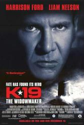 K-19: The Widowmaker movie poster [Harrison Ford] 27x40