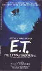 E.T. The Extra-Terrestrial (Paperback Book/1988) Movie Tie-In