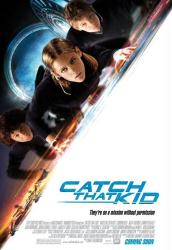 Catch That Kid movie poster [Kristen Stewart] original 27x40 NM