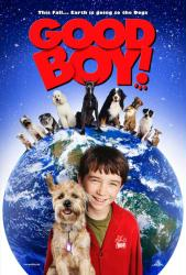 Good Boy! movie poster (2003) 27x40 original VG