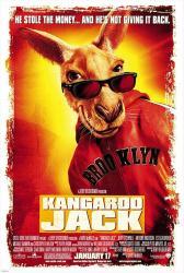 Kangaroo Jack movie poster (original 27x40 one-sheet)