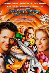 Looney Tunes: Back In Action movie poster [Bugs Bunny/Brendan Fraser]