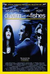 Dream With the Fishes movie poster [David Arquette/Kathryn Erbe] 27x40