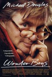 Wonder Boys movie poster [Michael Douglas] 27x40 original