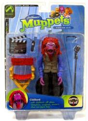 Muppets (Series 6) Clifford action figure (Palisades/2003)