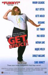 Get Bruce! movie poster [Bruce Vilanch] 26x40 video version