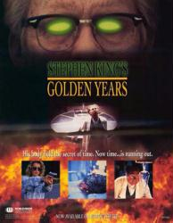 Stephen King's Golden Years movie poster (1991)