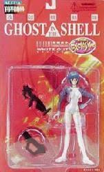 Ghost In the Shell: Motoko Kusanagi White Out action figure