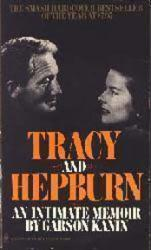 Tracy and Hepburn: An Intimate Memoir (PB Book/1972) VG