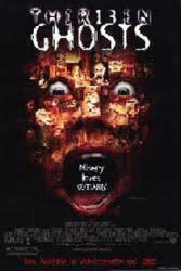 Thir13en Ghosts movie poster (27 X 40 video version/2001) 13/Thirteen