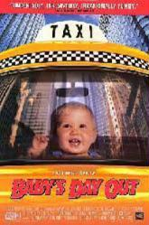 Baby's Day Out movie poster (video version) 27x40