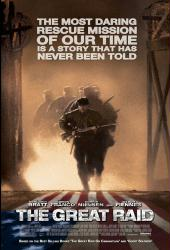 The Great Raid movie poster (2005) original 27x40 one-sheet