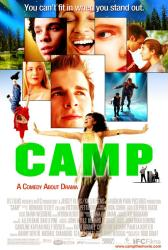 Camp movie poster (2003) [a Todd Graff film] original 27x40