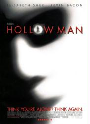 Hollow Man movie poster (2000) original 27x40 VG