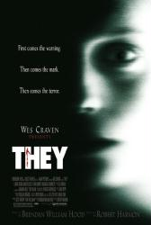 They movie poster (2002) original 27x40 one-sheet