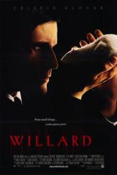 Willard movie poster [Crispin Glover] 2003 original one-sheet