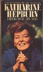 Katharine Hepburn: A Biography by Gary Carey (Paperback Book/1975)