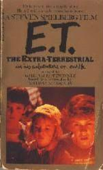 E.T. The Extra-Terrestrial PB Book/1982 [Henry Thomas/Drew Barrymore]