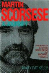 Martin Scorsese: A Journey paperback book/1992 (biography)