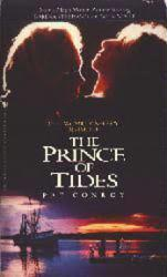 The Prince of Tides paperback book [Barbra Streisand/Nick Nolte cover]