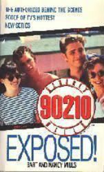 Beverly Hills 90210 Exposed! PB Book [Jason Priestley & cast on cover]