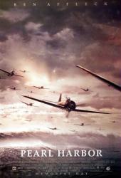 Pearl Harbor movie poster [Planes version] NM