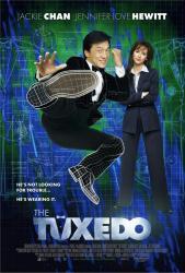 The Tuxedo movie poster [Jackie Chan & Jennifer Love Hewitt] NM