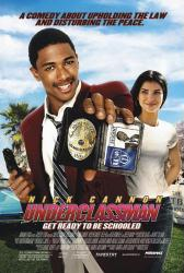 Underclassman movie poster [Nick Cannon & Roselyn Sanchez]