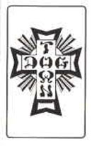Dog Town (Promo Sticker) Nr. Mint