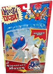 Mucha Lucha: Masked Dog action figure (JAKKS Pacific/2003)