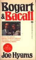 Bogart & Bacall biography [Humphrey & Lauren] Paperback book/1975