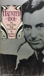 Cary Grant biography: Haunted Idol (Paperback book/1983)