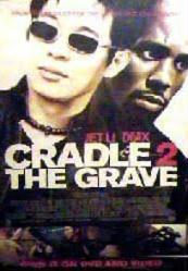 Cradle 2 the Grave movie poster [Jet Li, DMX] 27x40 video poster