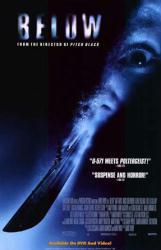 Below movie poster (2002) 26x40 video version [horror film]