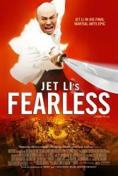 Jet Li's Fearless movie poster [Jet Li] 27x40 original