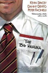 The Big Kahuna movie poster [Peter Facinelli] original 27x40 VG