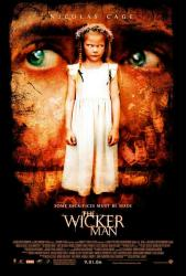 The Wicker Man movie poster [2006] 27x40 original