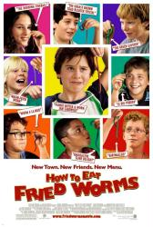 How to Eat Fried Worms poster [Luke Benward & Hallie Kate