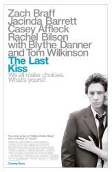 The Last Kiss movie poster [Zach Braff] original 27x40 one-sheet