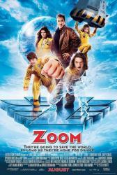 Zoom movie poster [Tim Allen] VG