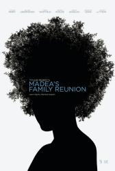 Madea's Family Reunion movie poster [Tyler Perry] 27x40 advance/Fair