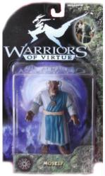 Warriors of Virtue: Mosely action figure (Play'em/1997) New