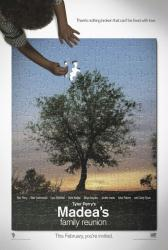 Madea's Family Reunion movie poster [a Tyler Perry film] 27x40 advance