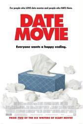 Date Movie movie poster (2006) original 27x40